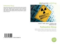 Bookcover of Radioactive Decay
