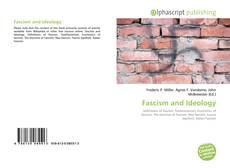 Bookcover of Fascism and Ideology