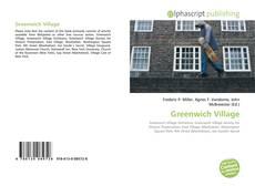 Bookcover of Greenwich Village