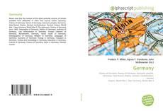 Capa do livro de Germany