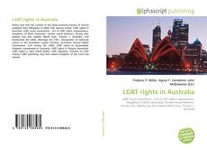 Bookcover of LGBT rights in Australia