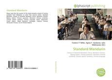 Bookcover of Standard Mandarin