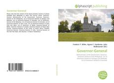 Copertina di Governor-General