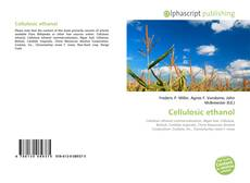Bookcover of Cellulosic ethanol