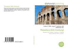 Обложка Theodora (6th Century)