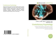 Copertina di Evolutionary Psychology