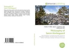 Bookcover of Philosophy of Søren Kierkegaard