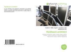Hardware architect kitap kapağı
