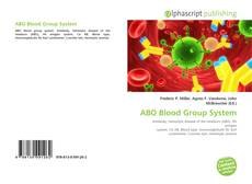 Bookcover of ABO Blood Group System
