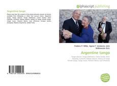 Обложка Argentine tango