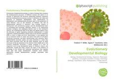 Copertina di Evolutionary Developmental Biology