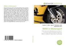 BMW in Motorsport的封面