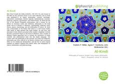 Bookcover of Al-Kindi
