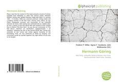 Bookcover of Hermann Göring