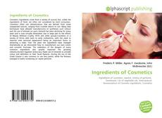 Обложка Ingredients of Cosmetics