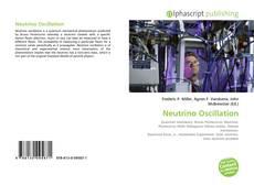 Borítókép a  Neutrino Oscillation - hoz