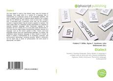 Bookcover of Dialect