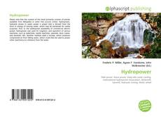 Bookcover of Hydropower