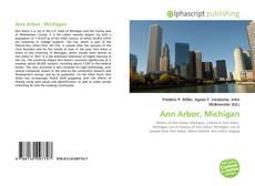 Buchcover von Ann Arbor, Michigan