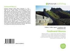 Bookcover of Ferdinand Marcos