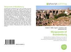 Bookcover of Margraviate of Brandenburg