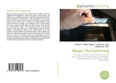 Portada del libro de Magic: The Gathering