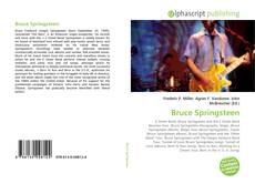 Bookcover of Bruce Springsteen