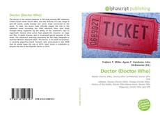 Borítókép a  Doctor (Doctor Who) - hoz