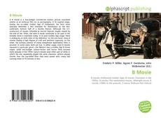 Bookcover of B Movie