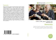 Bookcover of Dementia