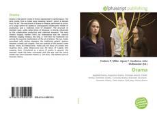 Bookcover of Drama