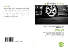 BMW M3的封面