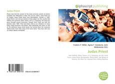 Capa do livro de Judas Priest