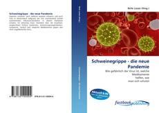Buchcover von Schweinegrippe - die neue Pandemie