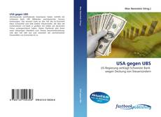 Bookcover of USA gegen UBS