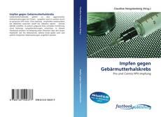 Bookcover of Impfen gegen Gebärmutterhalskrebs