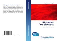 Buchcover von SPD-Urgestein Franz Müntefering