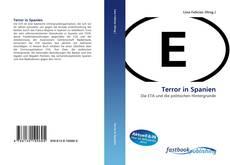 Bookcover of Terror in Spanien