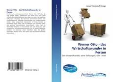Buchcover von Werner Otto - das Wirtschaftswunder in Person