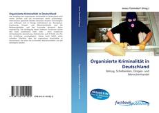 Couverture de Organisierte Kriminalität in Deutschland