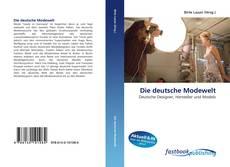 Capa do livro de Die deutsche Modewelt