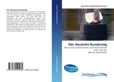 Buchcover von Der deutsche Bundestag