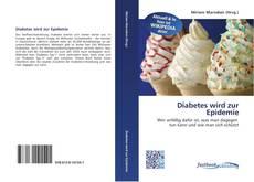Bookcover of Diabetes wird zur Epidemie