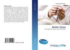 Capa do livro de Mutter Teresa