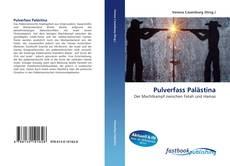 Portada del libro de Pulverfass Palästina