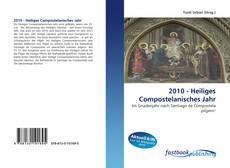 Обложка 2010 - Heiliges Compostelanisches Jahr