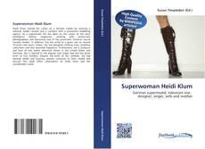 Bookcover of Superwoman Heidi Klum