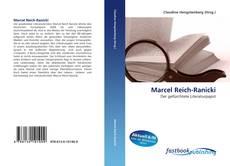 Copertina di Marcel Reich-Ranicki