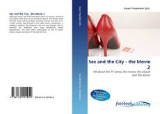 Capa do livro de Sex and the City - the Movie 2