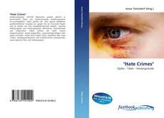 """""""Hate Crimes""""的封面"""